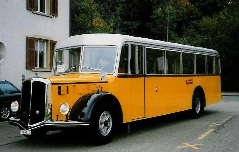 1953 Berna-Hess (ex AGO Olten Nr. 5) CH