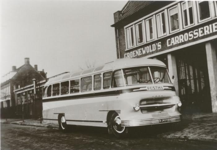 1953 Ford V8 Groenewold Hoogezand