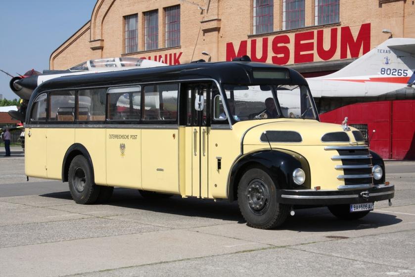 1953 Gräf & Stift 145FON