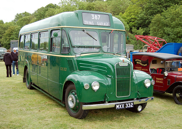 1953 Guy Vixen Bus