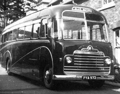 1953 Harrington Bedford SB 16955 registration PYA 973