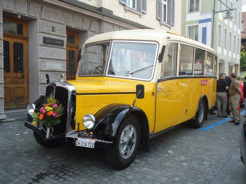 1954 Berna Hess (ex Barenco, Faido)