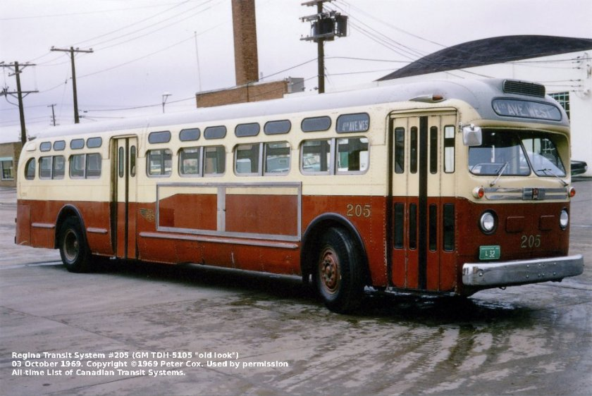 1954 gm TDH 5105-cox