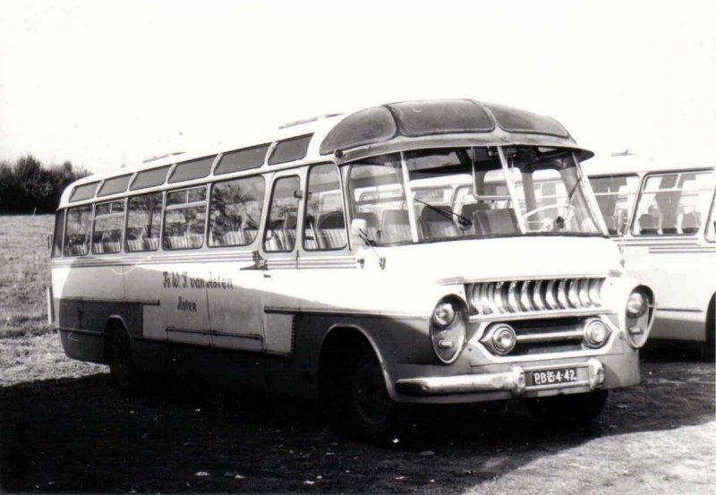 1955 DAF carr. Groenewold Van Asten nr.17