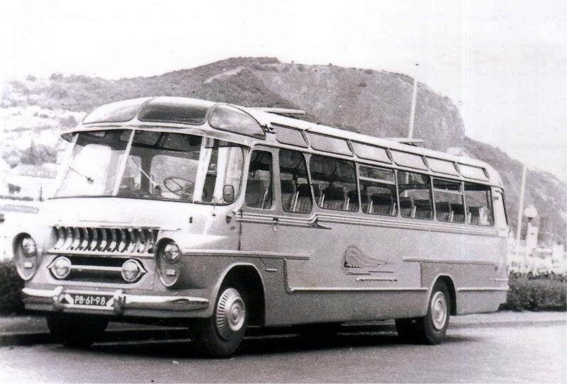 1955 DAF Groenewold Walhof 6
