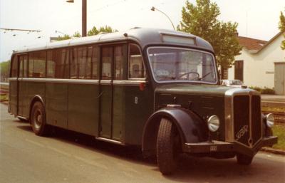 1955 FBW Hess Bus BVB 8