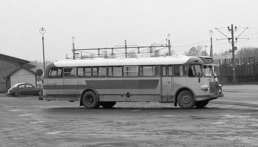 1955 Hägglund & Söner Volvo 9v5te