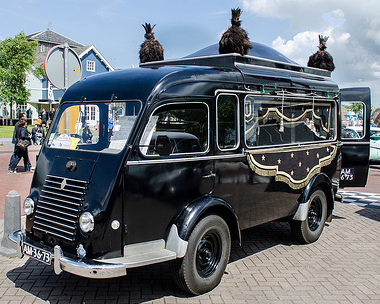 1955 Renault Hearse
