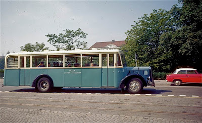 1956 Berna-Hess 4UPO-458-T1 (Sechszylindermotor) Zwitserland
