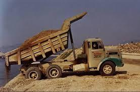 1956 ÖAF Tornado an die arbeit