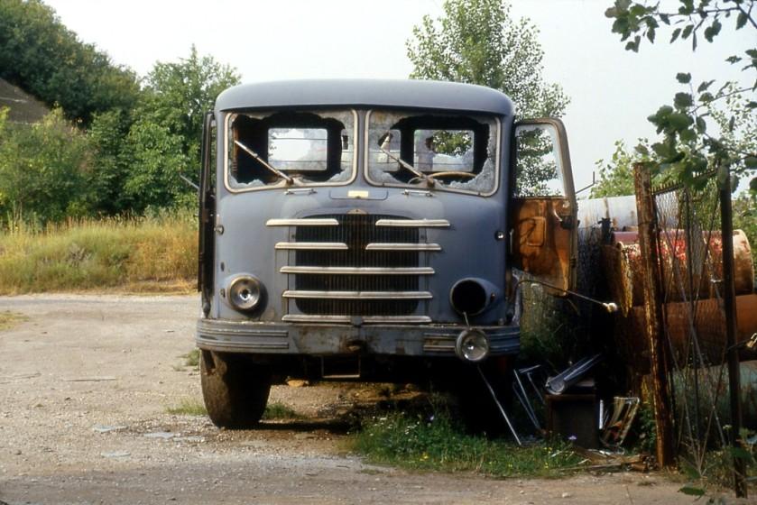 1956 Gräf & Stift Fahrzeuge