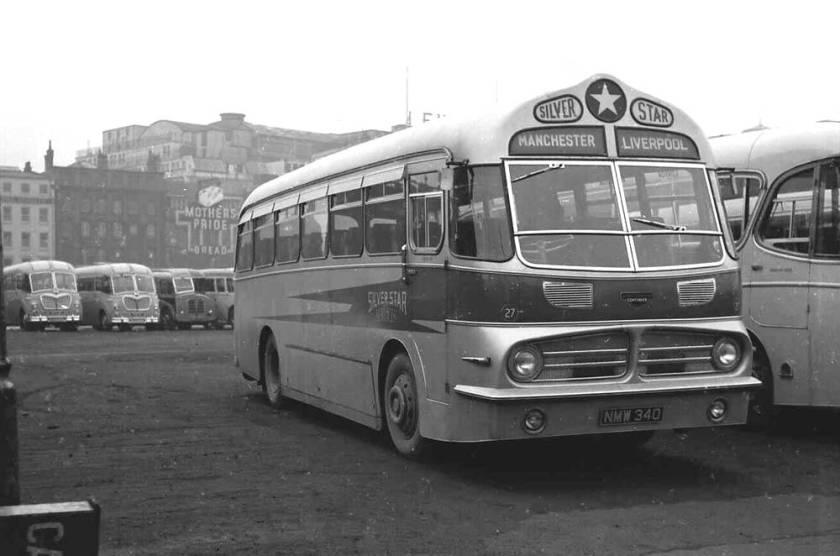 1956 Harrington-Commer Contender integral with C41C body