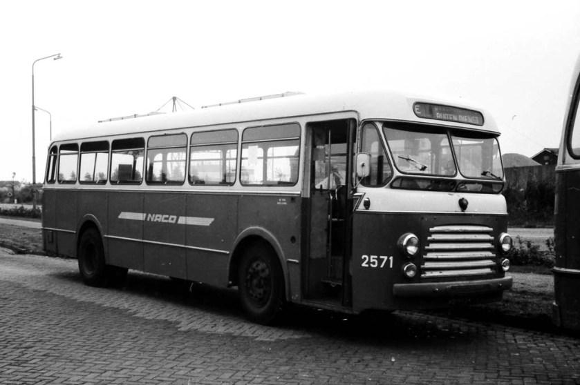 1956 Scania Vabis Hainje, Wim Vink