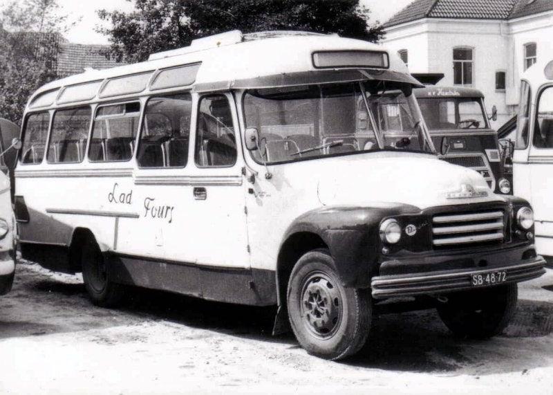1957 Bedford carr. Groenewold Lad 41