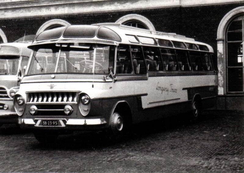1957 DAF Groenewold Longway 6