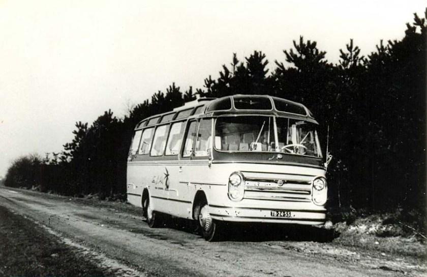 1957 ESA 113-2 DAF Groenewold