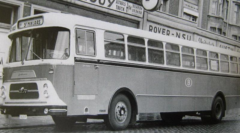 1957 GUY België