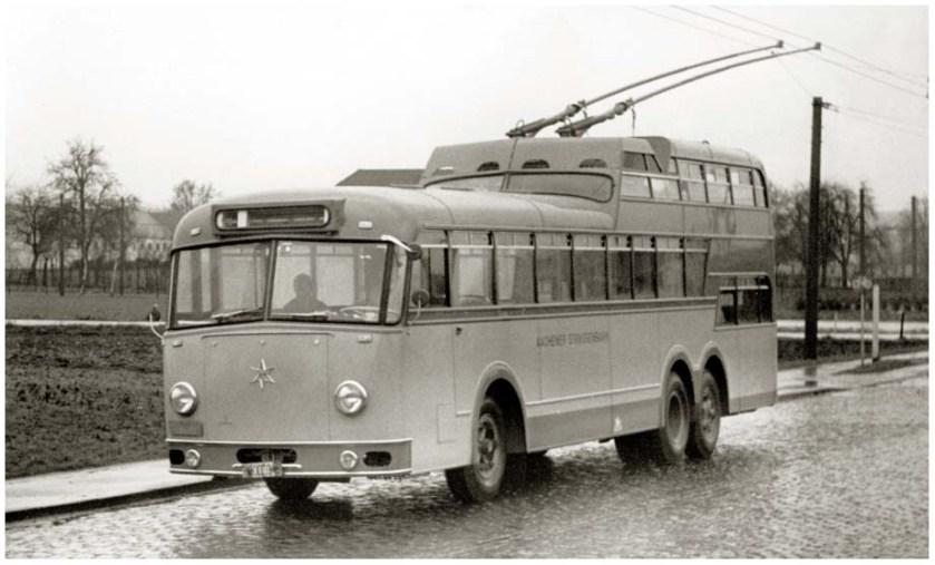 1957 Henschel anderthalb