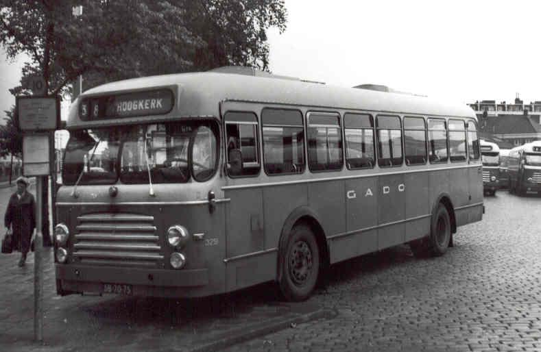 1957 Scania Vabis Hainje » 3251 GADO