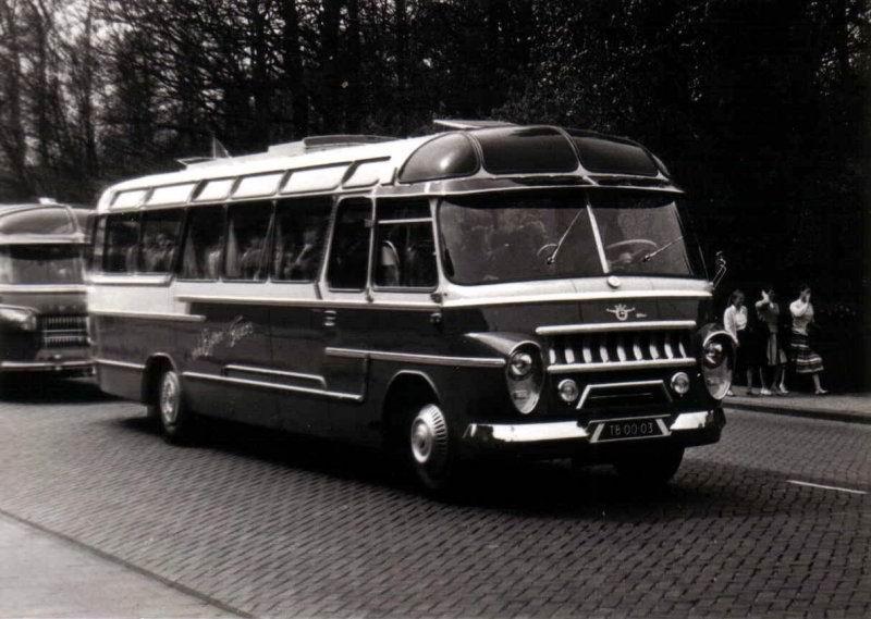 1958 DAF carr. Groenewold van Egten 9