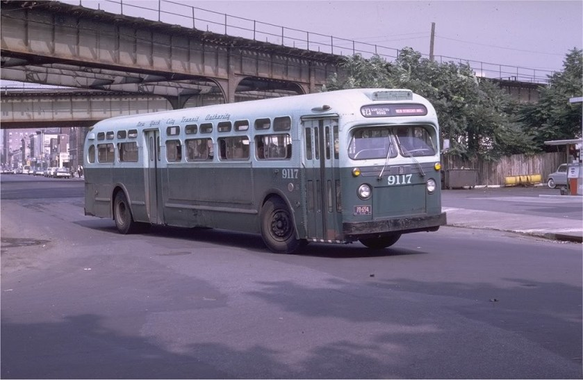 1958 GM Model TDH 5106 NYC51064