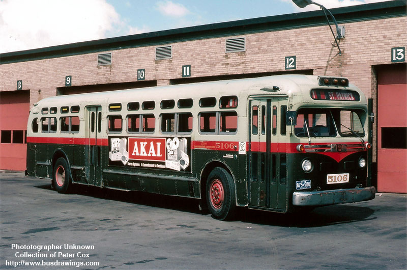 1958 GM Old Look model TDH-5105