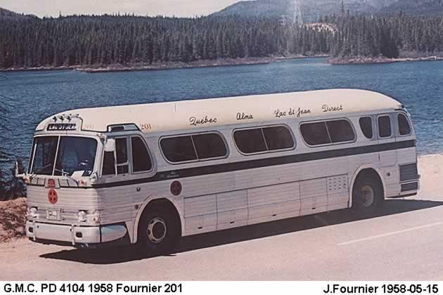 1958 GMC PD-4104