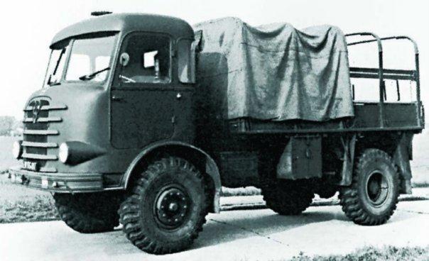 1958 Graf und Stift LAVT-9F 1, 4x4