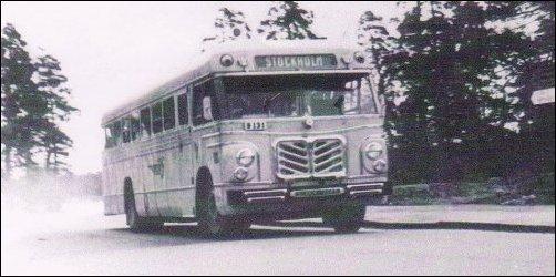 1958 Hägglund & Söner Scania Vabis bf63