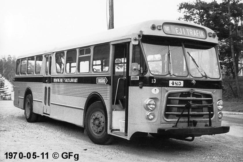 1958 Hägglund Söner Scania Vabis vecimage