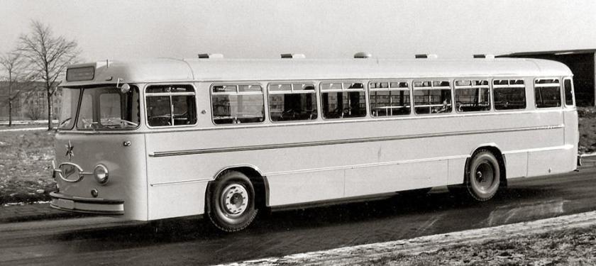 1958 Henschel Vorwagen