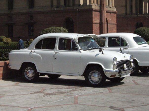 1958-..Hindustan Ambassador