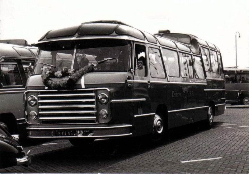 1958 Volvo carr. Groenewold