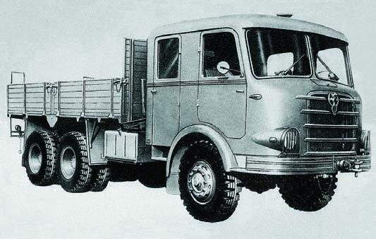 1959 Graf und Stift ZA-200 1, 6x6