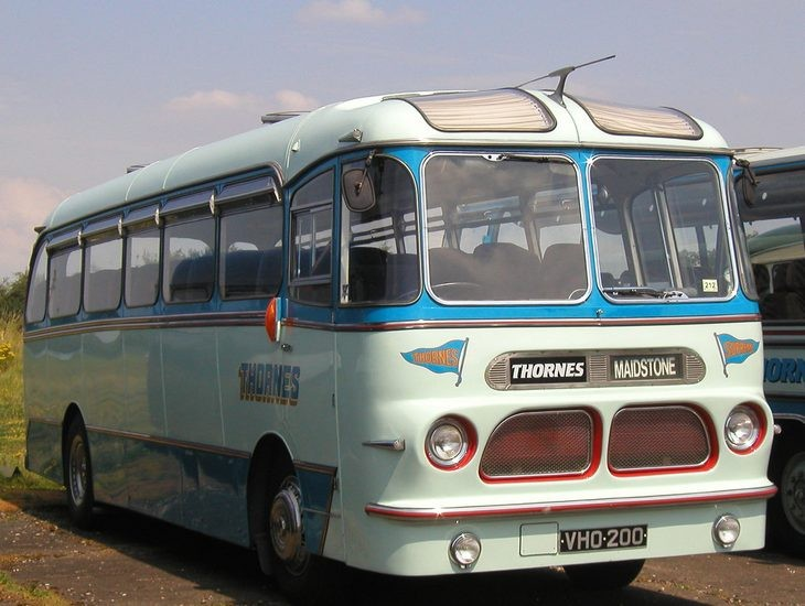 1959 Harrington Bus UK
