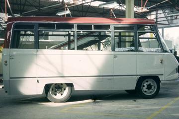 1960 Citroën Heuliez arton