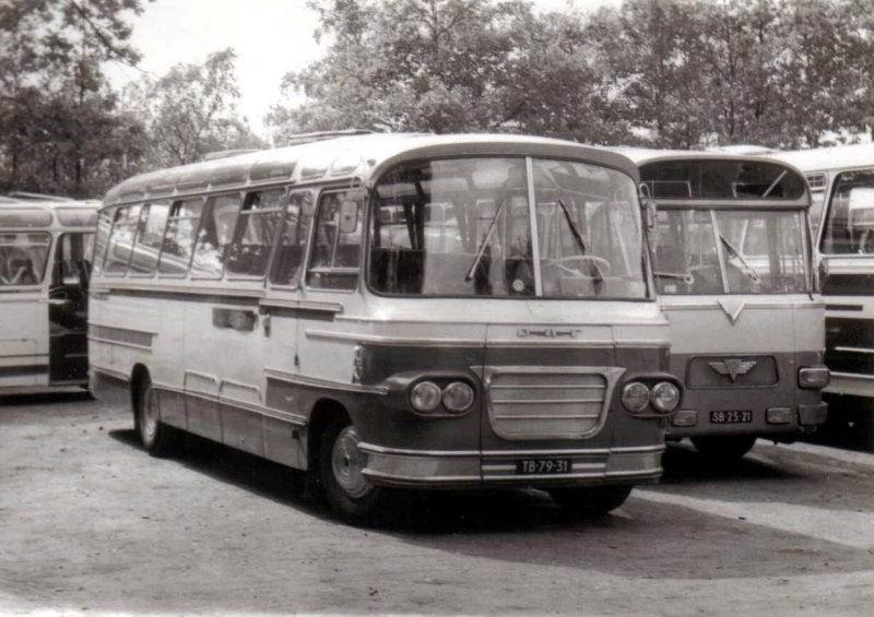 1960 DAF carr. Groenewold van Egten 10