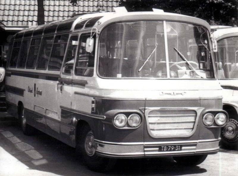 1960 DAF Groenewold van Egten-Blok 12