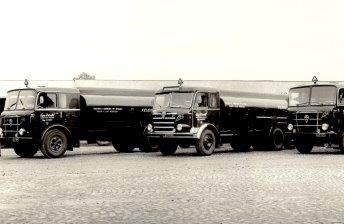 1960 Gräf & Stift Tanker