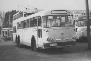 1960 Henschel 562 E D