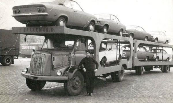 1960 Henschel Braakman