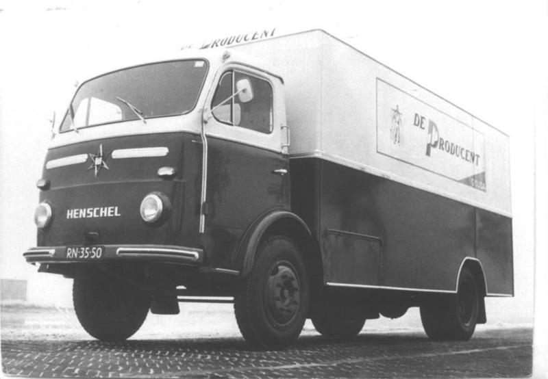 1960 Henschel HS 90