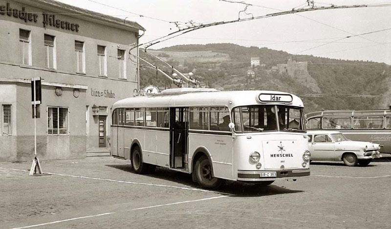 1960 Henschel Ol-Bus