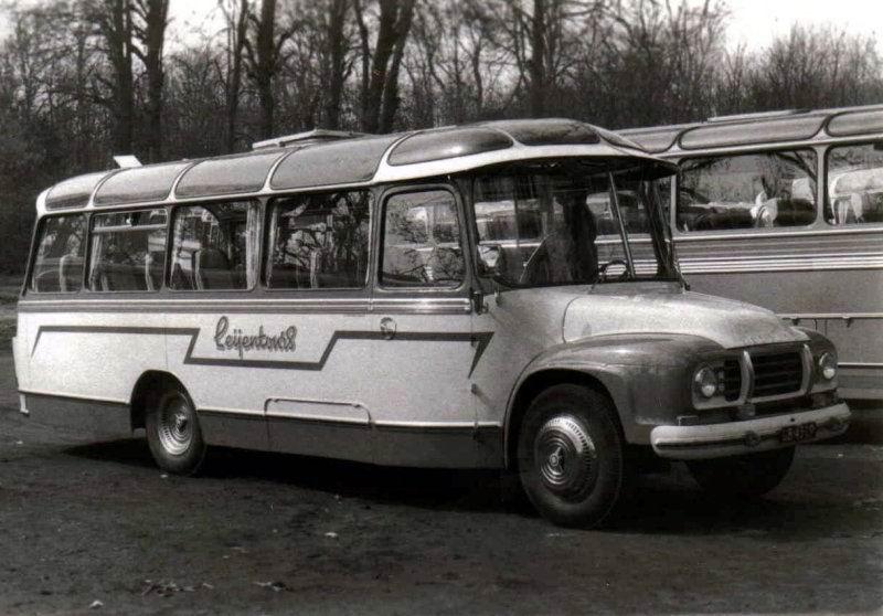 1961 Bedford Groenewold Veldman-Paulusma 4
