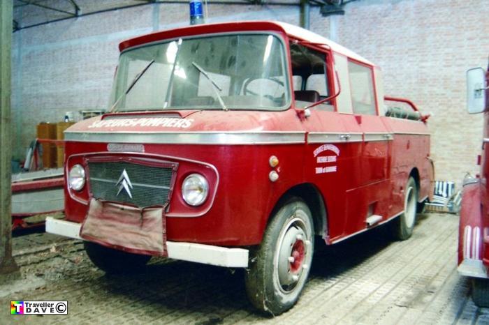 1961 Citroen - Heuliez HL2.T.60.D1