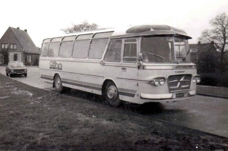 1961 DAF Groenewold Gebo 55
