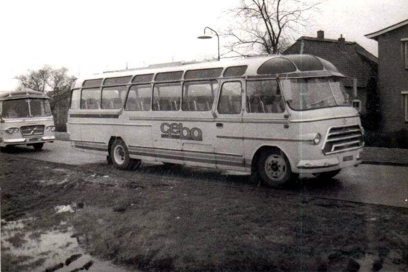 1961 DAF Groenewold Gebo 56