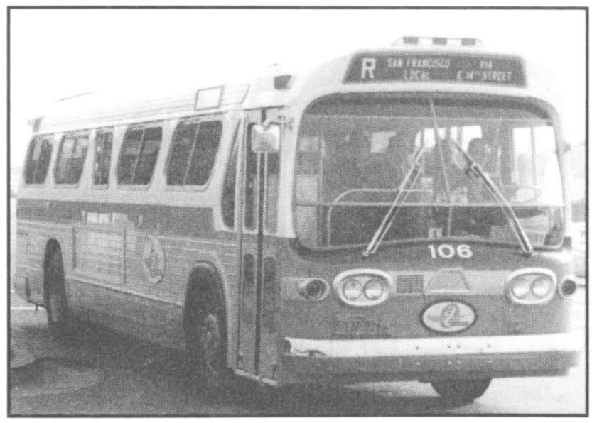 1961 GM Model SDH 4501