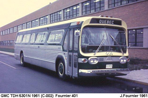 1961 GM TDH 5301N