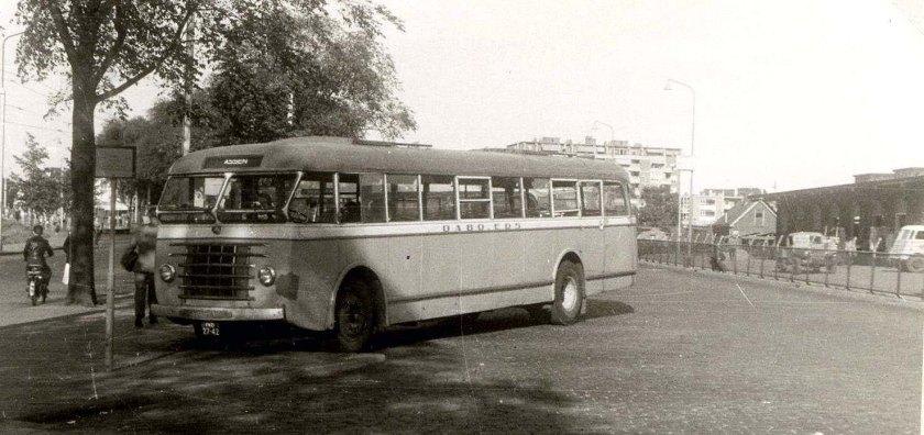 1961 Hägglund & Söner DABO-EDS 143